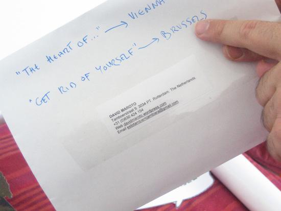 Logement-letter